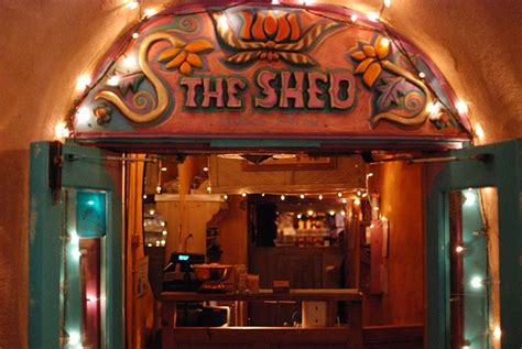the shed santa fe nm for the soul