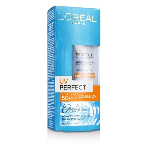 L Oreal Uv Aqua Essence l oreal uv aqua essence uv protector spf 50