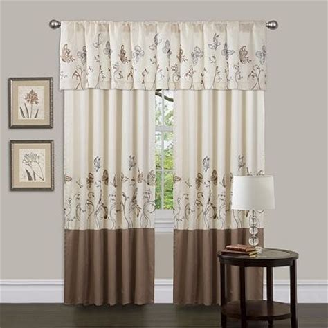 curtains at kohl s butterfly dreams curtains at kohl s window treatments