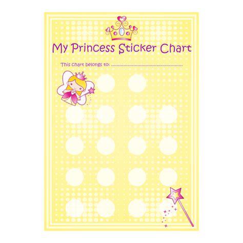 printable a3 reward charts princess reward chart school stickers chart