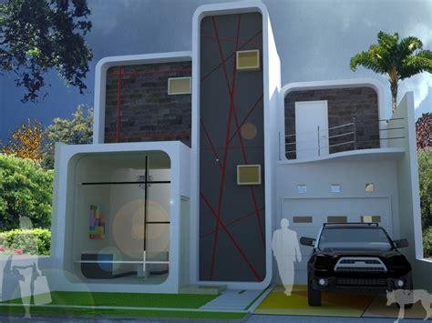 desain gambar unik desain rumah unik sederhana minimalis