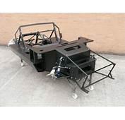 Fibre Monocoque Chassis For Gt40 Replica From Tornado