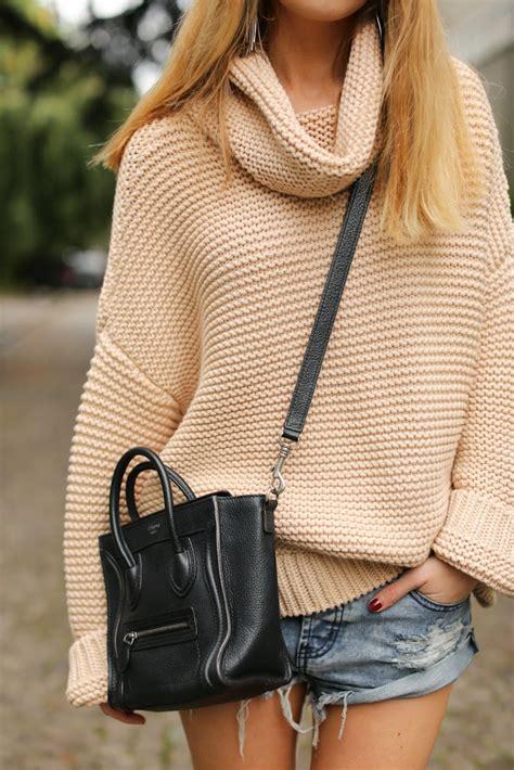 Segiempat Zara Hm Polos Mix the oversized sweater an autumn style staple just the