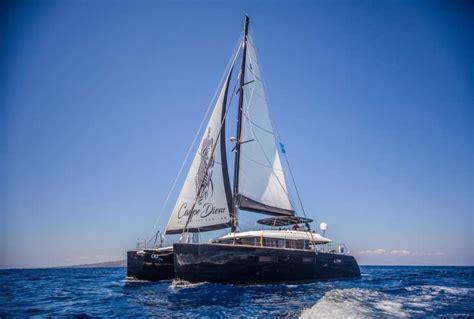 greek island catamaran charters private greece catamaran charters luxury catamarans for