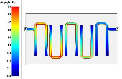 high pass filter design using microstrip bandpass filter june 2015