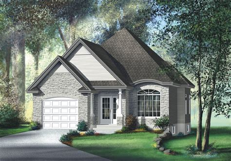 traditional southern home plan 80368pm 1st floor