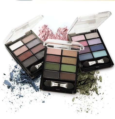 Oriflame Makeup Palette oriflame colour eyeshadow palette cp 085649344520