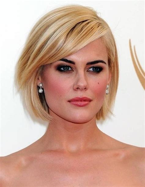 best haircuts for narrow faces 2018 popular short haircuts for thin faces