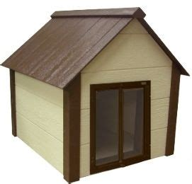 dog house door size large insulated dog house premium door