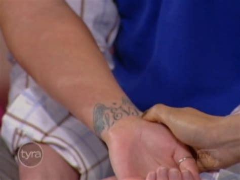 sister wrist tattoos levi johnston s mercede tattoos his name on