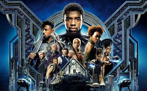 Or Cast 2018 Wallpaper Black Panther Cast Marvel Comics 2018 4k 10763