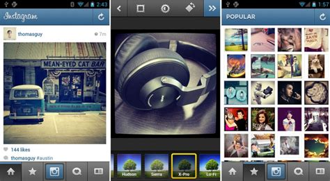instagram for android tablet instagram for android