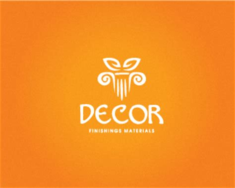 home decoration logo decor designed by kristofern brandcrowd
