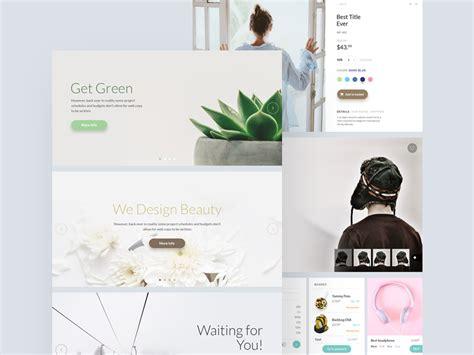 Uikit Templates 28 Images Top 10 Free Ui Kits For Your Web Design Free Premium Free Psd Uikit Starter Template