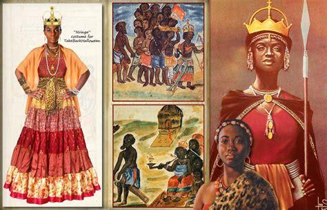 Dress Motif Tribal Ashanti black history