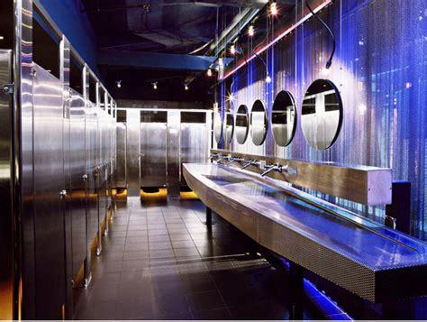 nightclub bathroom crobar new york club design the best in night club design