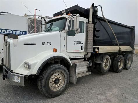 kenworth t800 trucks for sale 2007 kenworth t800 dump truck for sale montgomery al
