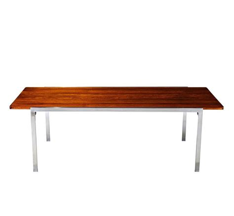 Arne Jacobsen Coffee Table Arne Jacobsen Model 3501 Rosewood Coffee Table For Sale At 1stdibs