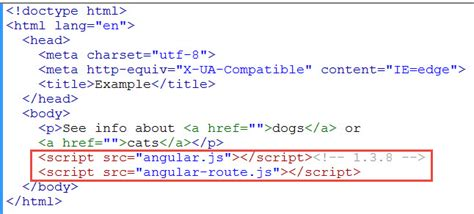 angular template script simple exle of ng view in angularjs learn web tutorials