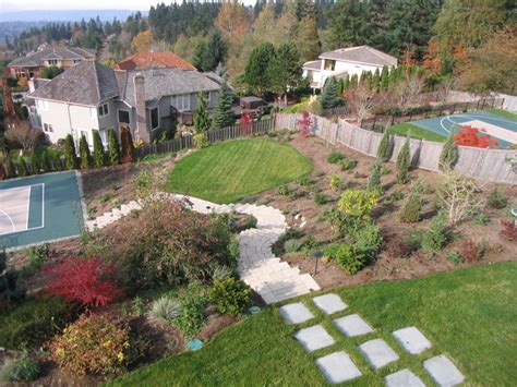landscaping ideas for hillside backyard free landscape design software landscaping ideas for