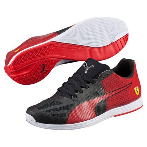 Ferrari Schuhe by Puma Ferrari Evospeed Sock Men S Shoes Ebay