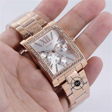 Guess Permata harga sarap jam tangan guess wanita w044l3 kotak