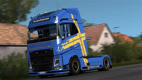 rel volvo fhfh  reworked updated  page  scs software