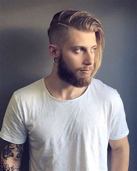 irish hairstyles for men shaved on sides long on top 35 mens medium hairstyles 2015 mens hairstyles 2018