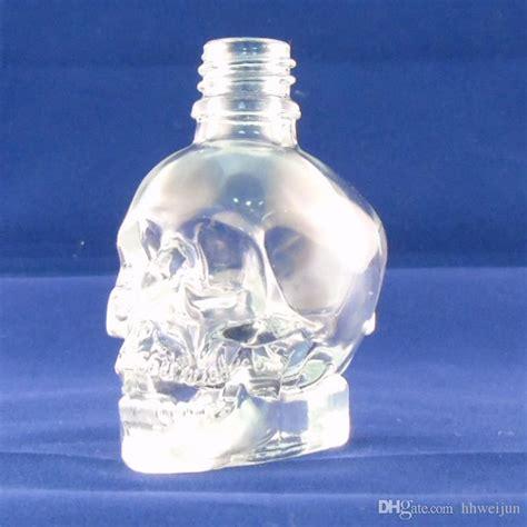 Murah Liquid Bottle Unicorn 30ml With Clear Cap e liquid skull clear transparent bottle unicorn 30ml hotting sale ejuice dropper skull bottle