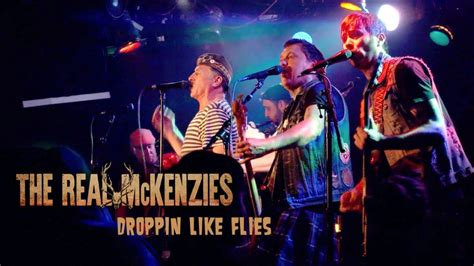 Droppin Like Flies by The Real Mckenzies Droppin Like Flies Live At The
