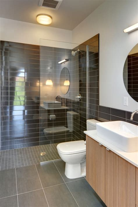 bathroom shower options shower door options bathroom contemporary with black tile
