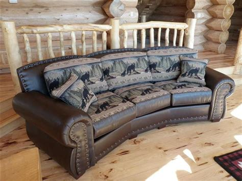 rustic leather sofa set bradley s furniture etc utah rustic living room furniture