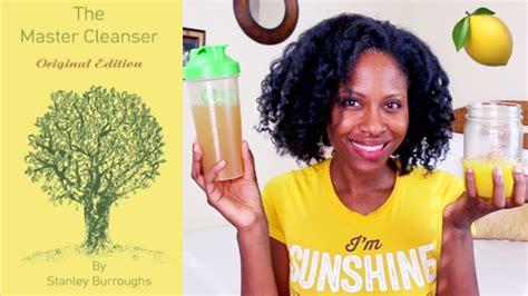 Detox Lemon Diet Cara by Master Cleanse Lemonade Detox Diet Tips Q A Glamazini