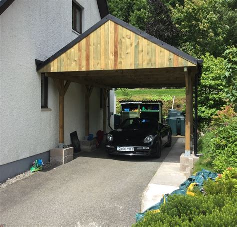 Roof For Carport by Apex Roof Carport