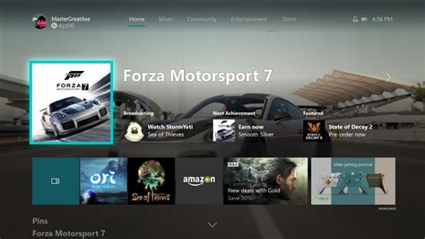 change home layout xbox one the latest xbox one update fixes the home screen again