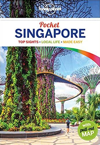 Lonely Planet Pocket Singapore Travel Guide Travelwhistle