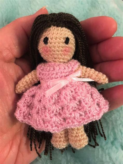 crochet doll crochet doll amigurumi doll design by pink mouse