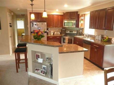 Bi Level Kitchen Ideas Information About Rate My Space Questions For Hgtv Hgtv
