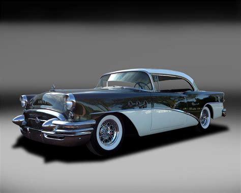 1955 buick special 2 door hardtop 132842