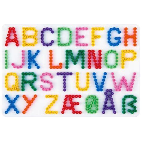 perline con lettere base per perline midi tavoletta con le lettere dell alfabeto