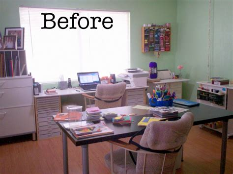 deb j s craft room declutter