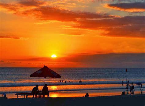 kuta beach bali indonesia surfers paradise