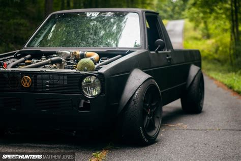 volkswagen golf truck the vw caddy from hell speedhunters