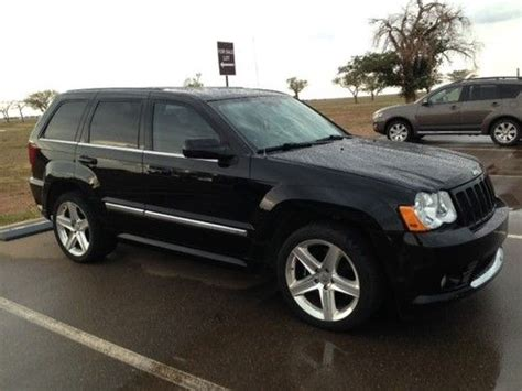 2008 Jeep Grand Will Not Start Buy Used 2008 Jeep Grand Srt8 Luxury 4wd Sport