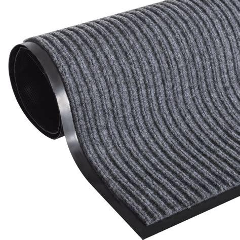 Plastic Doormat - gray pvc door mat 5 9 quot x 7 8 quot vidaxl