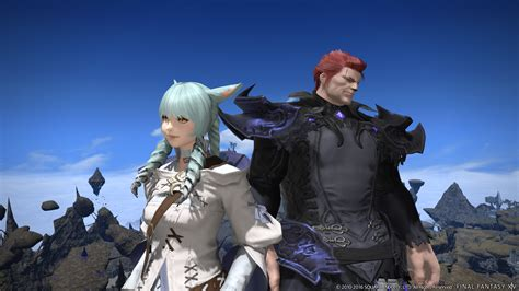 ffxiv change hair colour gamer escape 187 even more patch 3 2 images showing sephirot