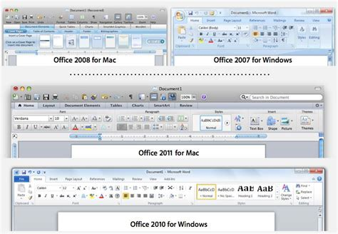 Office Mac 2011 microsoft reveals office for mac 2011 will be 32 bit only