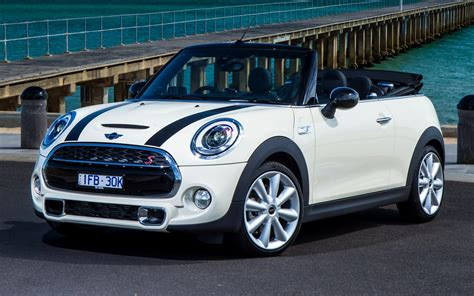 mini cooper  convertible au wallpapers  hd