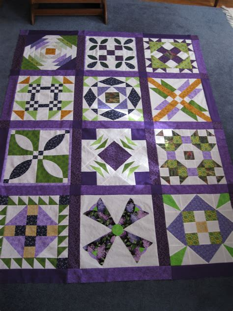 Chest Quilt by Needle Thread Happiness Work On Treasure Chest Quilt