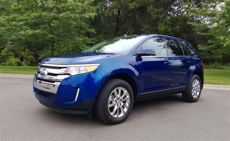 ford edge limited 2015 ford edge limited 2015 reviews prices ratings with